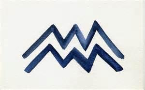 Aquario simbolo